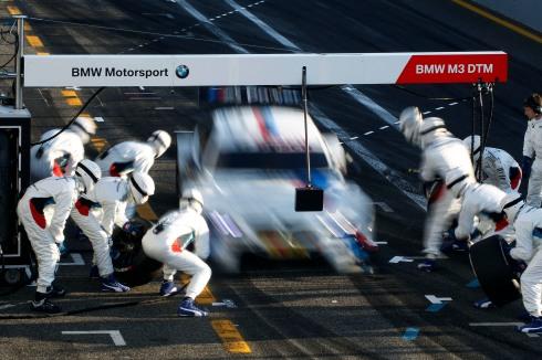 BMW Motorsport (c)BMW