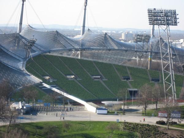 DTM-Spektakel im Münchener Olympiastadion mit ...