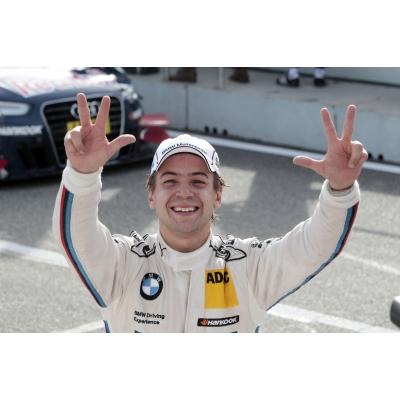 Farfuß schon wieder mit Pole-Position(BMW) © BMW