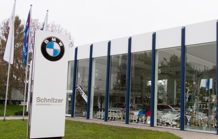Schnitzer BMW, DTM-Champion 2012 aus Freilassing (c)Erich Hirsch