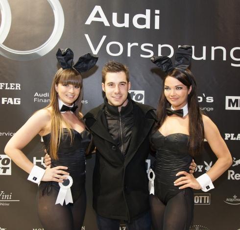 Audi Warm Up  Miguel Molina (c)Erich Hirsch