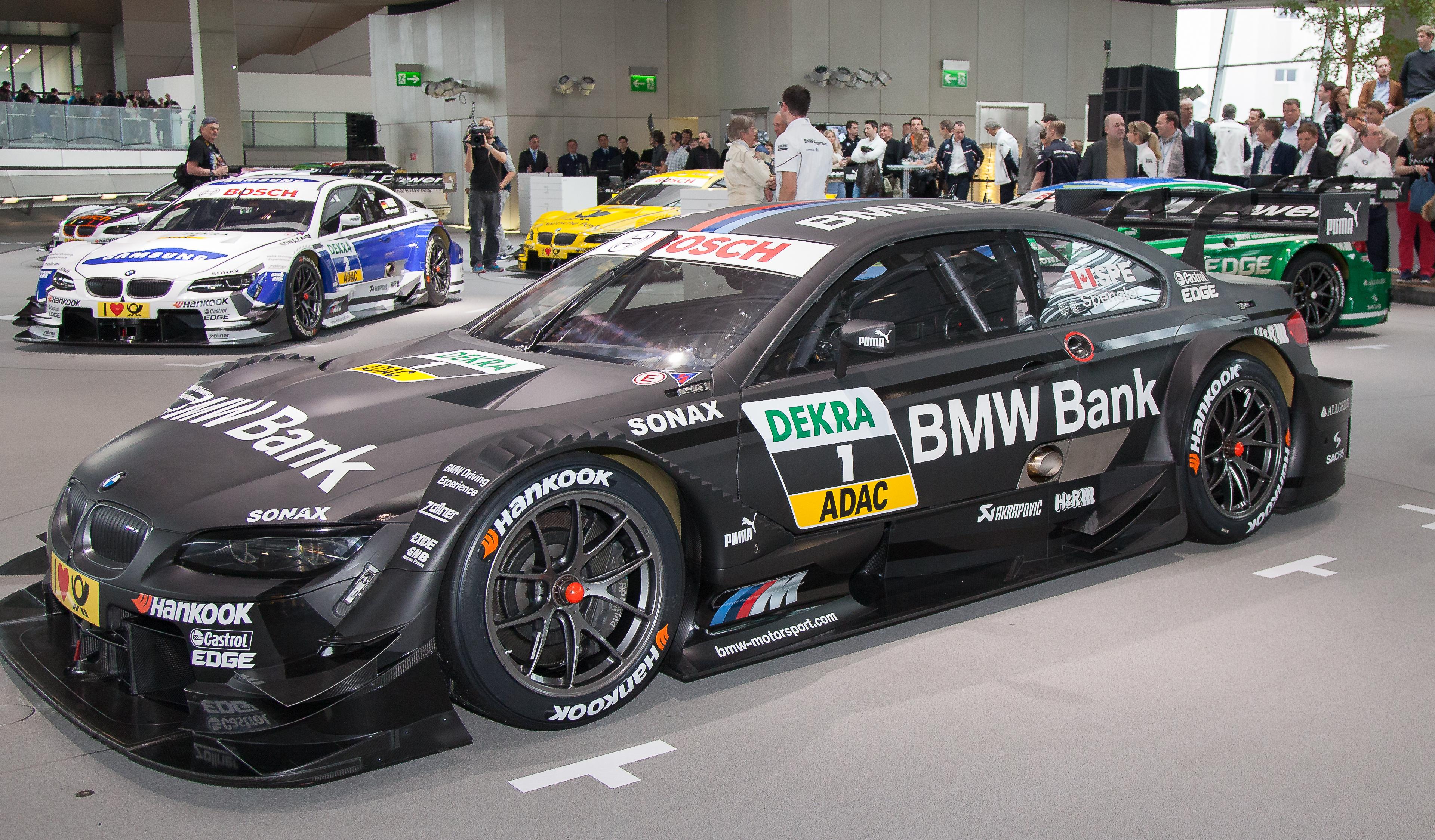 BMW M3 DTM 2013-14