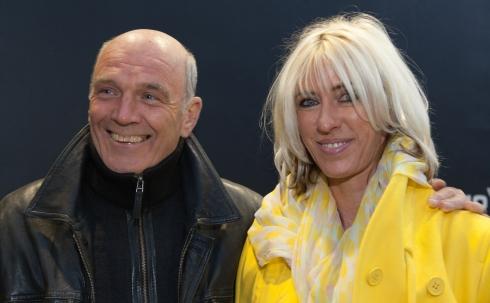 Audi-Motorsportchef Dr.Wolfgang Ullrich mit Frau Antje (c)Erich Hirsch