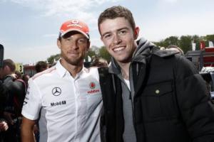 Button, Di resta (c)Mercedes