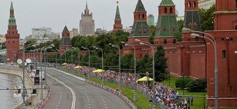 Moskau, die DT kommt (c)DTM