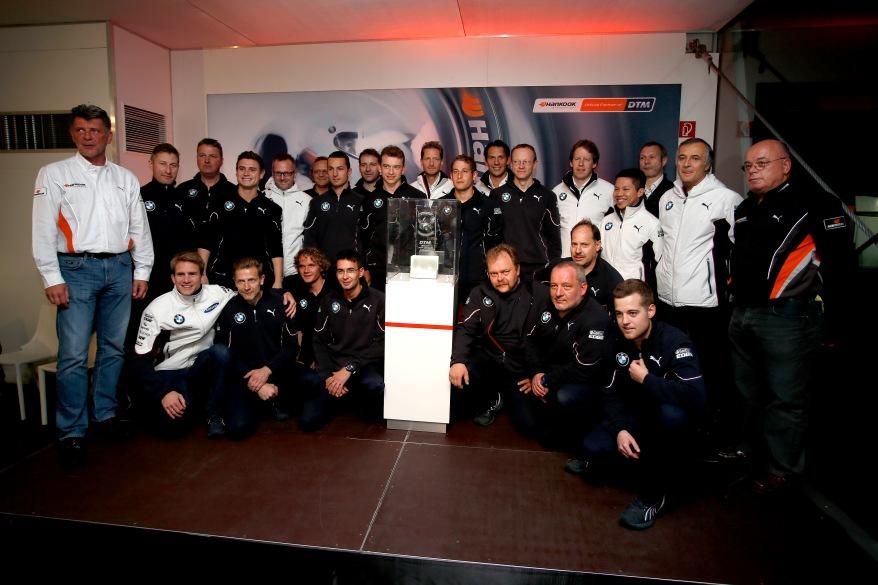 DTM Best Pitstop Award, BMW Team Schnitzer @DTM,Hankook
