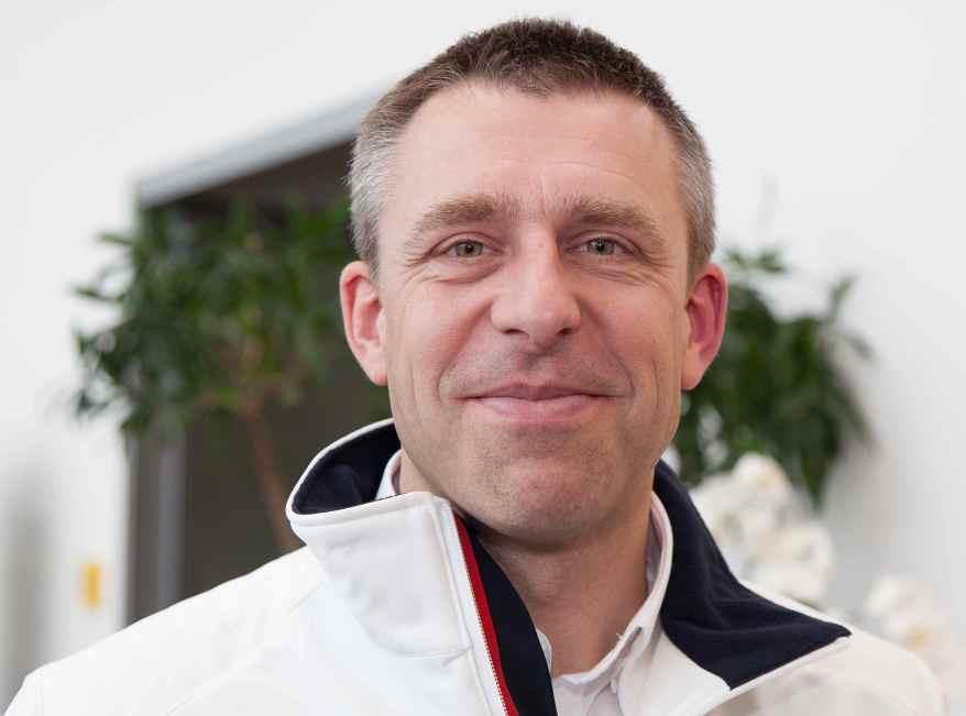 Bert Mampaey, Teamchef BMW-RBM-Team (c)Erich Hirsch