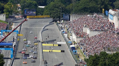 Motorsports / DTM: german touring cars championship 2013, 5. Race at Nuernberg, Norisring (c)ikMedia