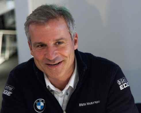 Jens Marquardt, BMW-Motorsportchef (c)Erich Hirsch