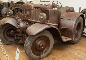 Traktormuseum Uhldingen-Mühlhofen (c)Erich Hirsch