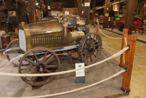 Traktormuseum Bodensee Bergmann Gaggenau 1906