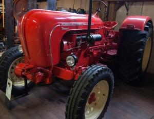 Traktormuseum Uhldingen-Mühlhofen am Bodensee