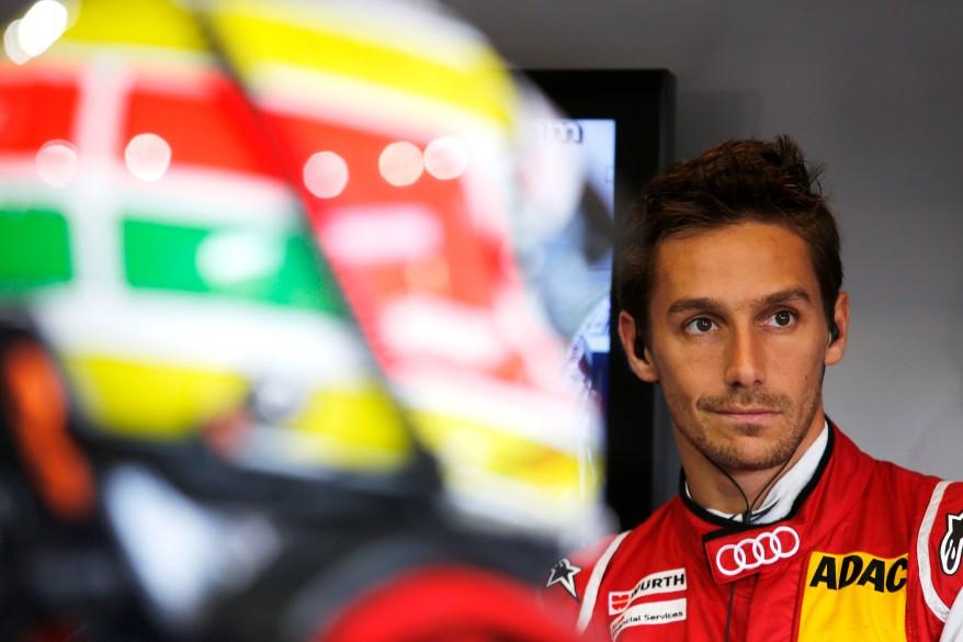 Audi Sport Team Rosberg), Filipe Albuquerque ©Audi