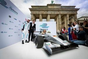 Berlin mit der Formel E (c)FIA
