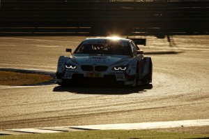 BMW  M3 in Jerez (c)BMW