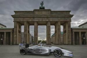 Formel E zu Gasst in Berlin im mai 2015 (c)Formel E