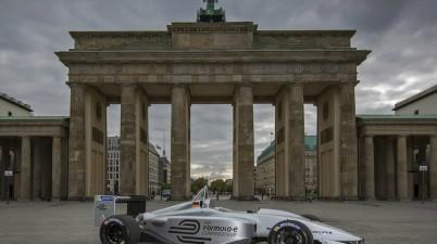 Formel E zu Gast in Berlin im Mai 2015 (c)Formel E