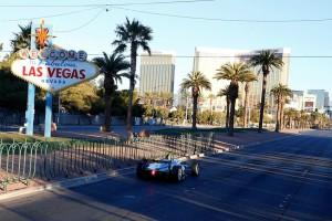 Formel E in Las Vegas (c)FIA