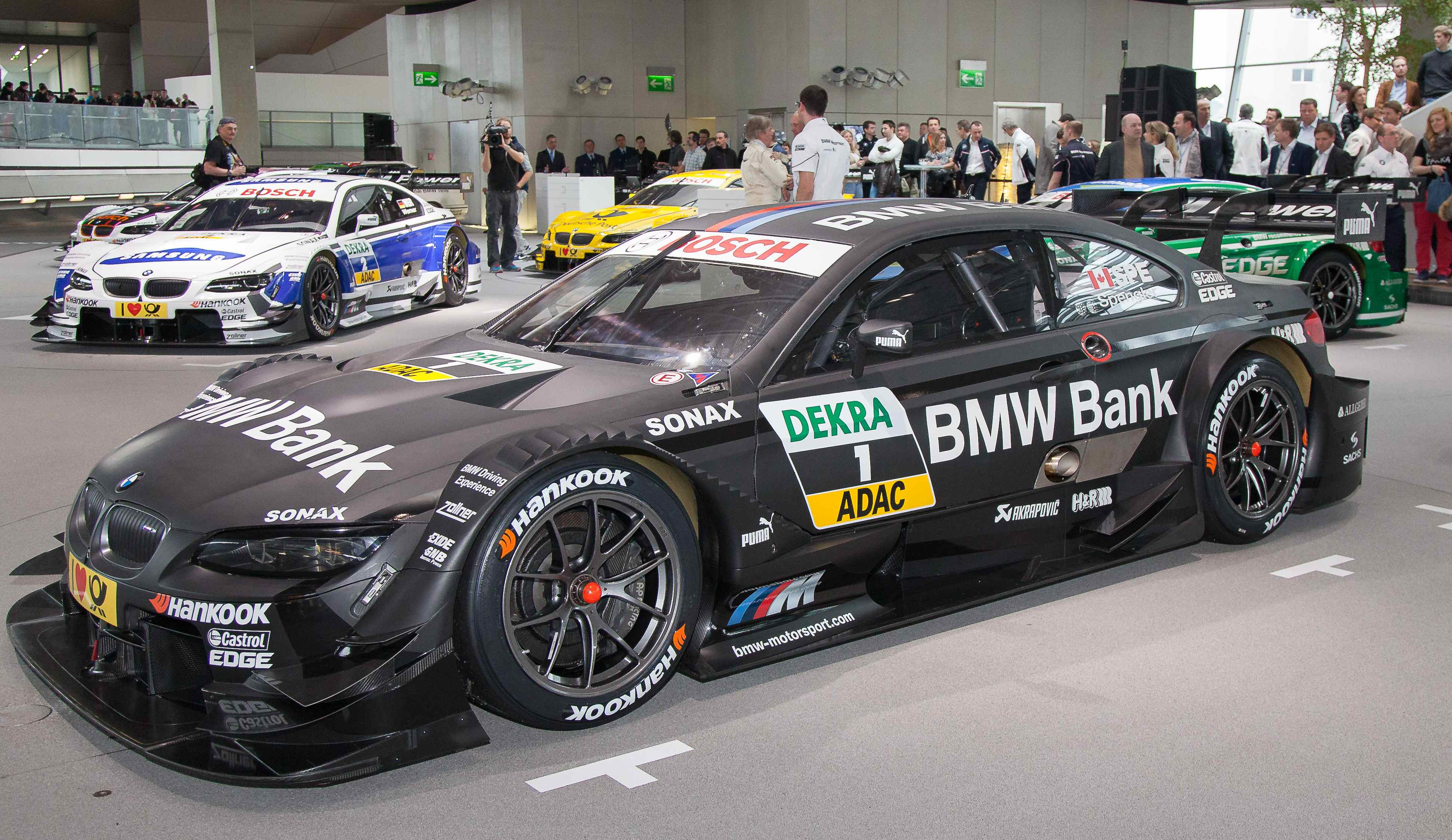 Bmw Motorsport Launch 2014 Am 25 April In M 252 Nchen