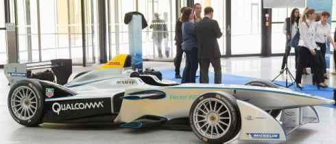 Formel E bei der FIA Sportkonferenz München 2014(c)Erich Hirsch