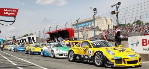 Porsche Cup Deutschland (c)Erich Hirsch