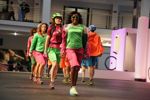 Fashion Show Eurobike 2014 (c)Erich Hirsch