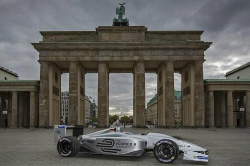 Berlin und die Formel E (c)Formel E