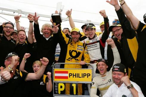 Porsche Carrera Cup Deutschland 2014 (c)Porsche