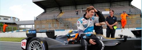Matthew Brabham (c)Formel E