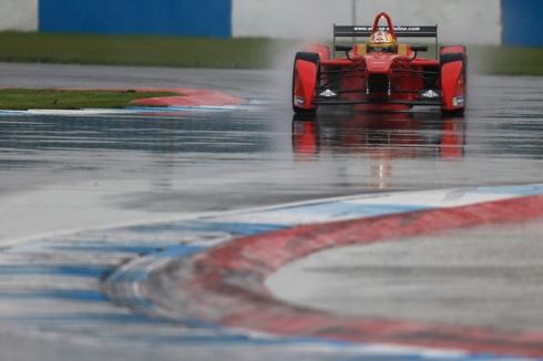 Earlier race start time for Putrajaya ePrix (c)Formel E