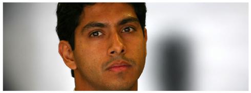 Salvador Duran (c)Formula E