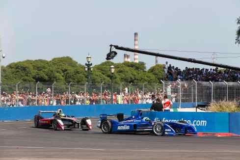 Duran vor Senna (c)FormulaE