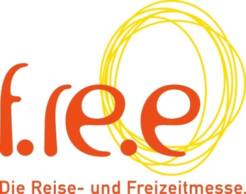 Logo f.re.e (c)Messe München