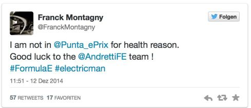 Twitter via Montagny (c)Twitter