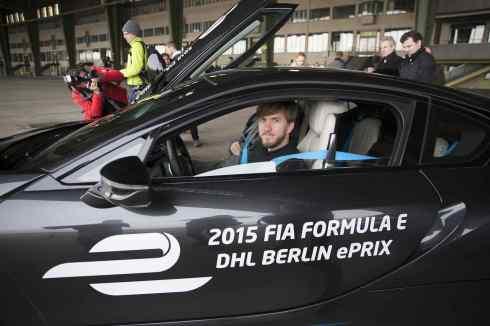 Formula E - Press Conference Berlin (2015/02/24) (c)Formula E