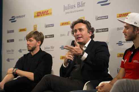 Formula E - Press Conference Berlin (2015/02/24) (c)FIAformulaE