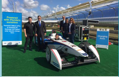 FPL und Andretti in Miami (c)FiaformulaE