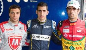 Die Schnellsten von Monaco im Qualifying (c)FIAformulaE