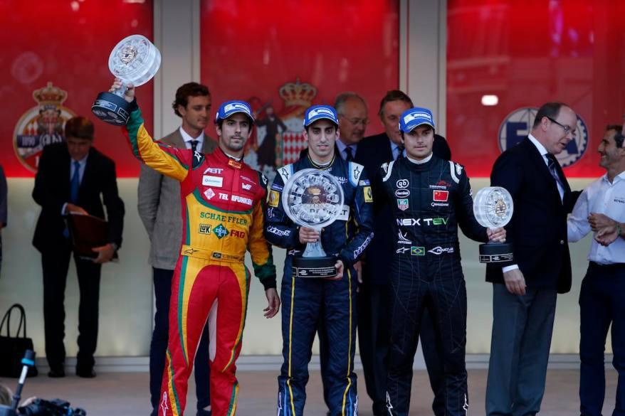 Monaco_die ersten Drei (c)FIAformulaE