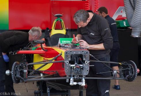 Das deutsche team Audi Sport Abt (c) Erich Hirsch