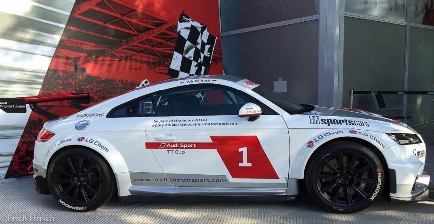 Audi TT Cup Auto (c)Erich Hirsch