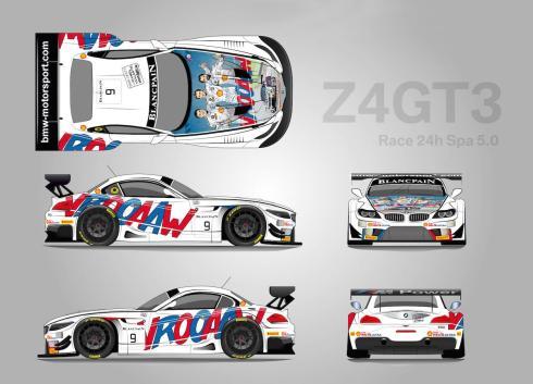 BMW Z4 GT3_24h Spa_2015_white_5.0 (c)BMW