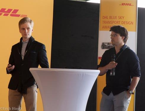 Die Sieger bei der Vorstellung in Berlin (c)Erich Hirsch