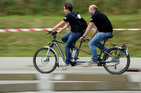 Tandems (c)Eurobike
