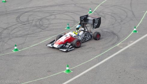 Formula Student Germany 2015 mit UAS Zwickau (c)Erich Hirsch