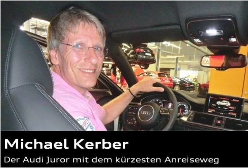Michael Kerber, Audi (c)Facebook/Audi Karriere