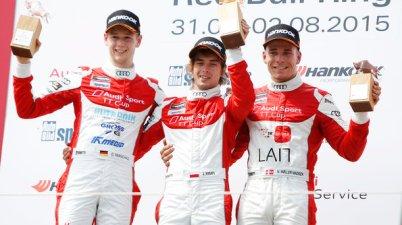 Audi Sport TT Cup (c)Audi