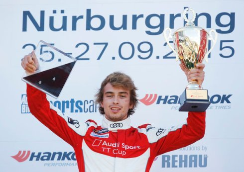 Audi Sport TT Cup Nürburgring 2015 (c)Audi