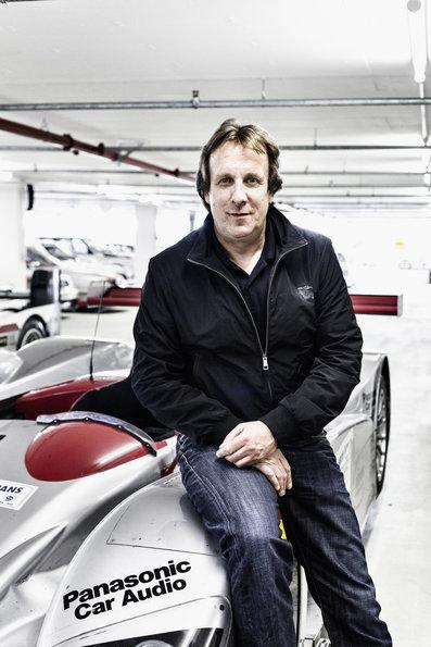 Frank Biela, Audi (c)Audi