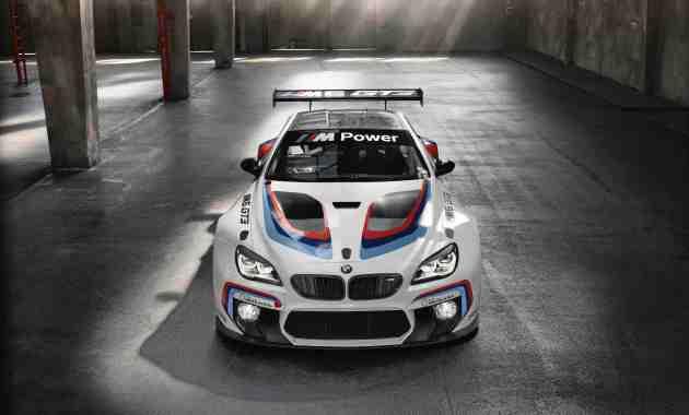 BMW M6 GT3 (c)BMW